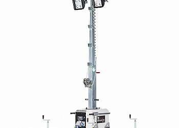 Torre de iluminação led