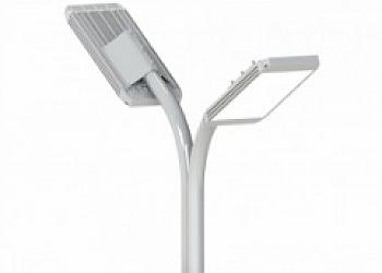 Poste de iluminação led publica a venda